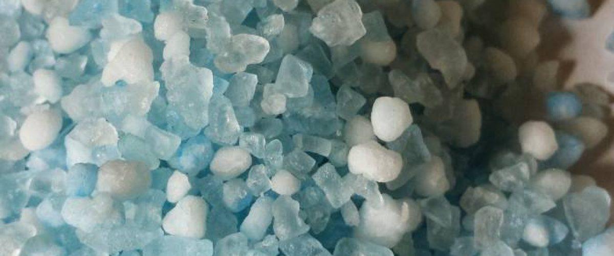 blended ice melt - cope performance blend