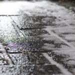 winter weather hazards - black ice